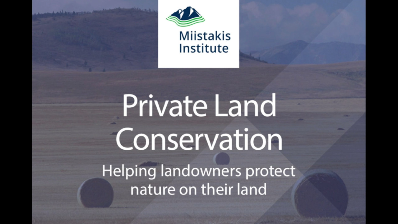 Private Land Conservation